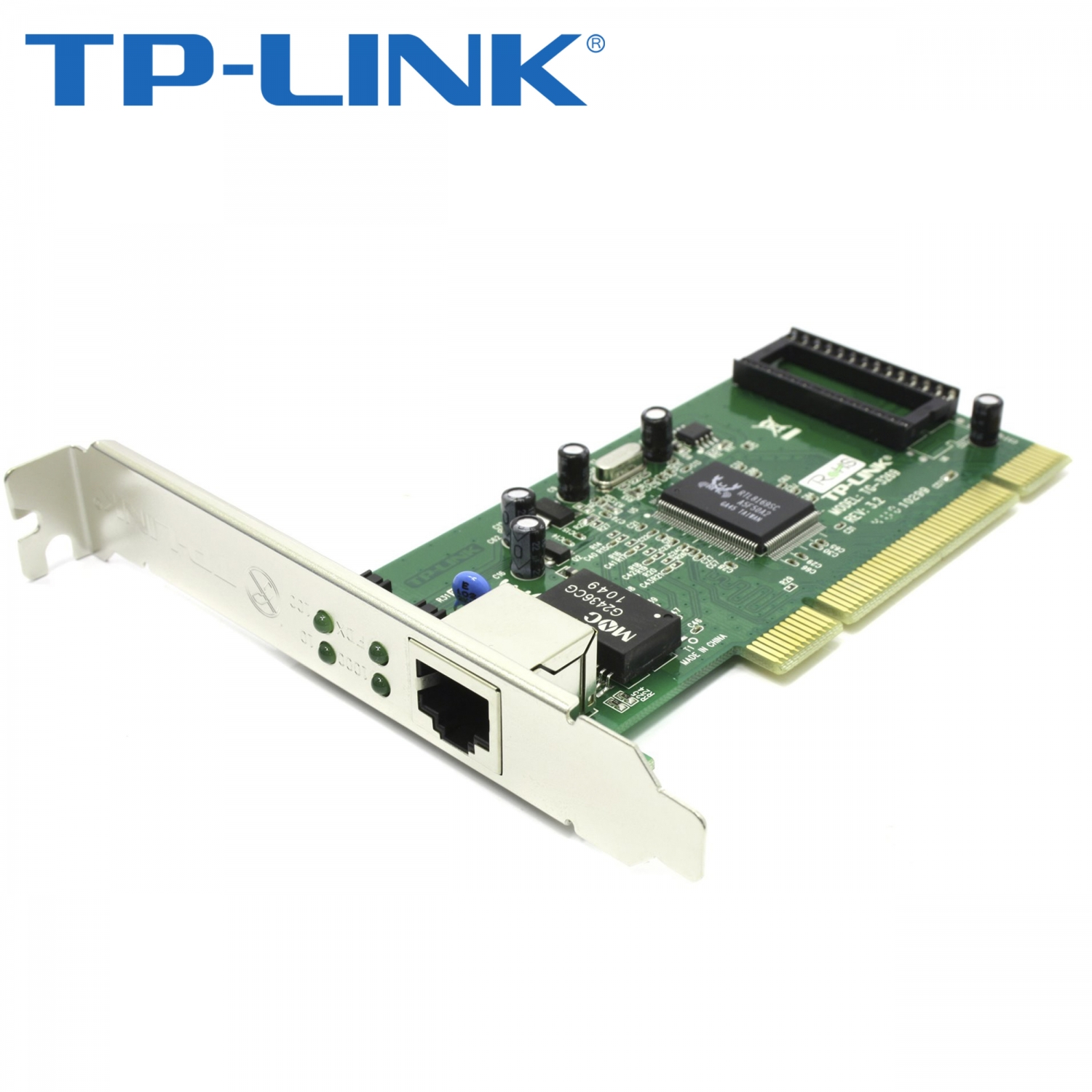 Network card TP-Link TG-3269 (PCI, 10/100/1000)