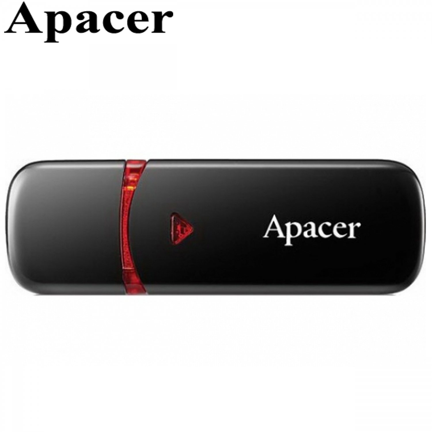 USB 32Gb Apacer AH333 (USB 2.0, Black)