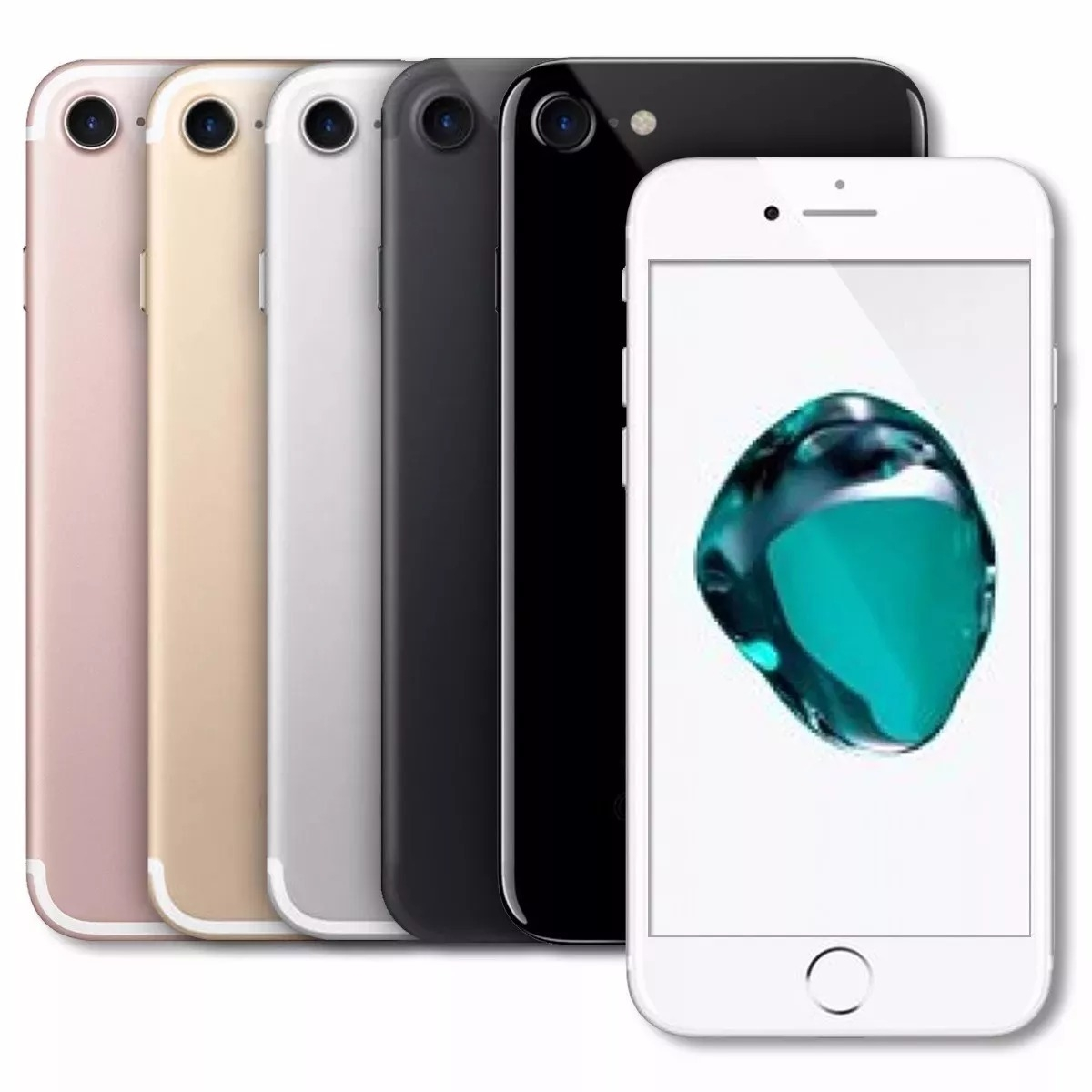 Led Computers Apple Iphone 7 32gb 4734 Ips 1334x750 32 Gb Rose Gold Smartphone 47