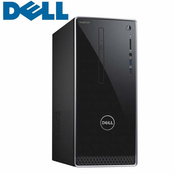 Համակարգիչ DELL Inspiron Desktop 3668 (Core i5 7400 3.0GHz-3.5GHz/12Gb DDR4 2400MHz/1TB HDD/Intel HD/DVD-RW/Wi-Fi, BT, Card Reader/Windows 10)