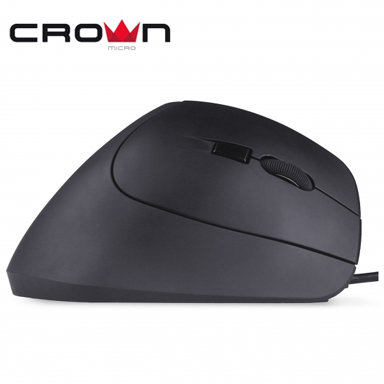 Մկնիկ CrownMicro CMM-960 (USB, Black)