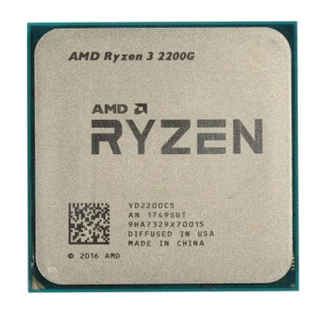 Процессор AMD Ryzen 3 2200G AM4 Box| YD2200C5FBBOX