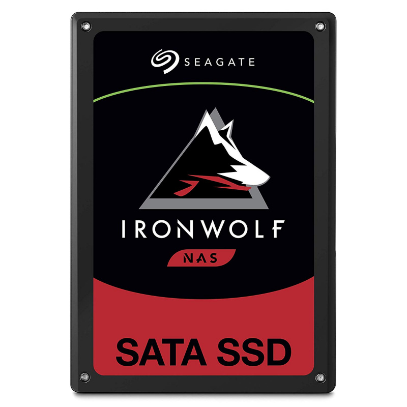 Накопитель SSD Seagate Original SATA III 480Gb ZA480NM10011 IronWolf 110 2.5