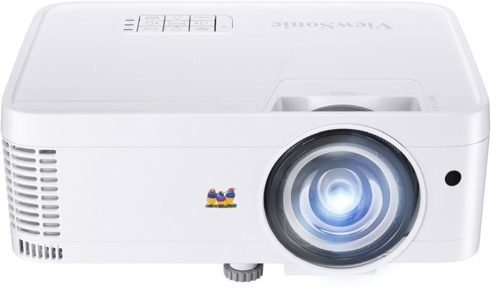 Проектор ViewSonic PS600W DLP 3500Lm 22000:1 ресурс лампы:5000часов 2xHDMI 2.6кг| VS17262