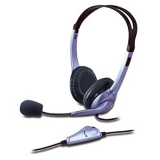 Headphones with microphone Genius HS-04S