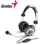 Headset with microphone Genius HS-04SU