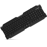 Keyboard  CrownMicro CMK-158T, Multimedia (USB)