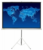 Screen for projector Cactus Triscreen CS-PST-150x150 (150x150cm, 1:1, напольный)