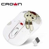 Мышь CrownMicro CMM-30 (3button, 1000dpi, Rabbit, USB)