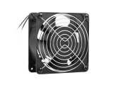 Rack fan LANBERG AK-1501-B, 120x120x38MM, Black