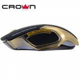 Անլար մկնիկ CrownMicro CMXG-605, Gaming (Wireless, Nano, 1600DPi, Backlight, USB)