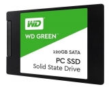 Накопитель SSD 120GB WD WDS120G2G0A Green (2.5