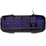 Keyboard CrownMicro CMKG-401, Gaming (USB)