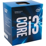 Պրոցեսոր Intel Core i3 7100 (3.9GHz, 3Mb, 8GT/s, GPU, S1151, TRAY)