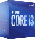 Պրոցեսոր  Intel Core i3 10100 (3.6GHz, 6Mb, 8GT/s, GPU, S1200, TRAY)