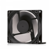 Fan for case CrownMicro CMCF-12025S-1210 (120x120x25, 1500rpm, 35CFM, 20Db, RED Backlight)